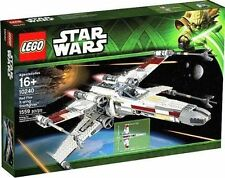 LEGO Star Wars Red Five X-wing Starfighter 10240 -New & Sealed- Free UK Delivery