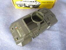 Z969 SOLIDO MILITAIRES COMBAT CAR M20 20 1/50 Ref.200 BON ETAT