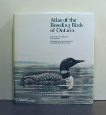 Atlas of the Breeding Birds of Ontario, Canada