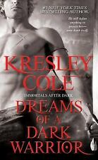 Dreams of a Dark Warrior (Immortals After Dark Series, Book 9)-ExLibrary