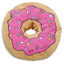 Die Simpsons - Donut Kissen 40cm Dekokissen Kuschelkissen NEU pillow cushion NEW