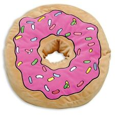 Los Simpsons-donut almohada 40cm cojines decorativos Tinker nuevo Pillow Cushion New