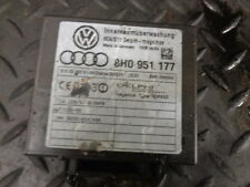 2004 AUDI A4 2.4 SPORT 2DR CONVERTIBLE FRONT ALARM MOTION DETECTOR 8H0951177