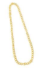 Prollige Goldkette 100cm NEU - Zubehör Accessoire Karneval Fasching