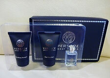 VERSACE Pour Homme Eau De Toilette Perfume for men Gift Box Set, Brand NEW!