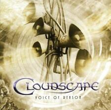 CLOUDSCAPE - VOICE OF REASON -    CD NEU