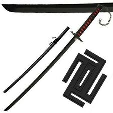 Ichigo Tensa Bankai Sword Cutting Moon Zangetsu Katana Bleach anime cosplay