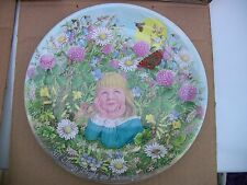 Davenport All things Bright and Beautiful Collectors Plates