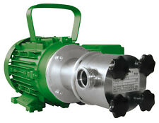 Neoprene Impeller Pumpe ZUWA NIROSTAR 2000-A/PT, 30L/min, 400V, 0,37KW, n=2800