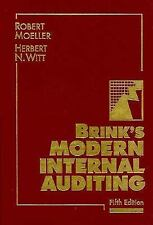 Brink's Modern Internal Auditing, 5th Edition-ExLibrary