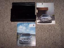 2009 BMW 323i Sedan Factory OEM Owner Operator User Guide Manual