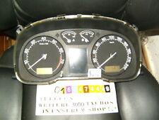 tacho kombiinstrument skoda octavia 1u0920841b clock cl