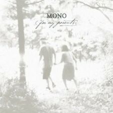 "MONO ""FOR MY PARENTS""  CD ROCK NEU"