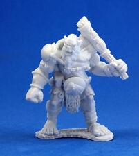 OGRE CHIEFTAIN - Reaper Miniatures Dark Heaven Bones - 77005