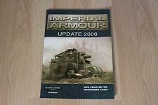 Warhammer 40,000: Imperial Armour, Update 2006, Paperback Book