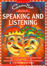 Speaking and Listening: Key Stage 2 by David Orme, Moira Andrew (Paperback, 1997