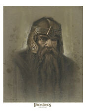 Gimli /  Lord of the Rings paper giclee by Jerry VanderStelt