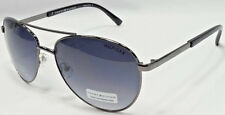 Tommy Hilfiger LINDSAY WM 0L275 Women's Gunmetal Frame Aviator Sunglasses NEW