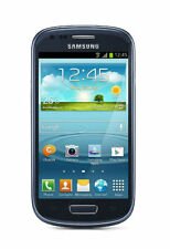 Samsung Galaxy S III mini GT-I8200N - 8GB - NFC Pebble Blue (Ohne Simlock)