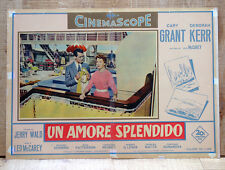 UN AMORE SPLENDIDO fotobusta poster affiche Cary Grant An Affair to Remember