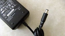 Genuine Black Bose SoundDock Series 2 or 3 Power Adapter + Mains Lead PSM36W-208