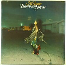 "2x 12"" LP - Melanie - Ballroom Streets - A3754 - washed & cleaned"
