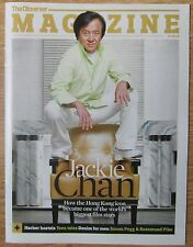 Jackie Chan – Observer magazine – 17 August 2014