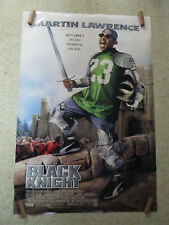 One Sheet Movie Poster Original Rolled The Black Knight #92