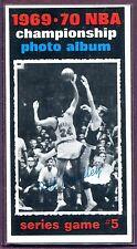 BILL BRADLEY ~ 1970-71 Topps Basketball Card #172 Playoff G5 ~ Grade: EM (A592)