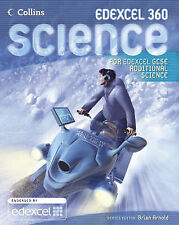 GCSE Science for Edexcel - Additional Science Student Book,ACCEPTABLE Book