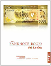 Sri Lanka chapter from new catalog of world notes, The Banknote Book