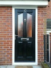 COMPOSITE DOOR SUPPLIED & FITTED ONLY £590.00 ANY COLOUR ANY OBSCURE GLASS