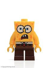 LEGO Spongebob SquarePants Figure - SpongeBob (Shocked Look) From Set 4981