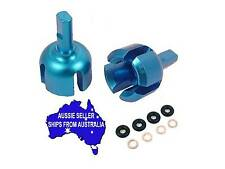 Blue alloy Gearbox outdrives for Tamiya TT02 TT-02 & all TT01 suit front & rear