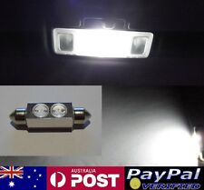 White 2W Hi Power LED 42mm Festoon Bulb - Holden Commodore VP VN VR VS SS