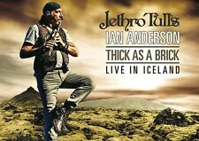 Jethro Tull Ian Anderson Thick As A Brick Advertising POSTER