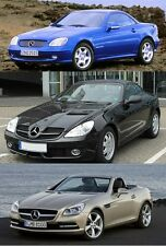 Mercedes Benz SLK workshop repair manual 1996 - 2013 R170 R171 R172