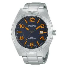 PS9313X1 New Pulsar Mens Gents Stainless Steel Bracelet Watch
