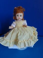 "8"" MADAME ALEXANDER ""AMY"" DOLL- LITTLE WOMEN SERIES- ALEX MOLD"