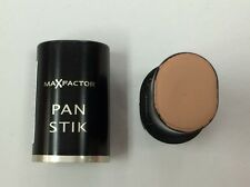 MAX FACTOR PAN-STIK FOUNDATION MAKEUP #96 BISQUE IVORY NO BOX