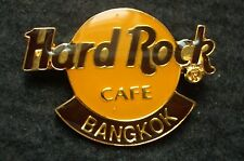 HRC Hard Rock Cafe Bangkok Logo Classic HRC Back