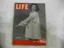 Life Magazine April 11th 1938 Fashion Note Published By Time                mg57