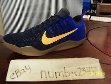 New Nike Kobe 11 XI Elite Mambacurial Barcelona size 9
