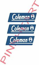 coleman rv camper pop up decal sticker popup decals made in the USA small