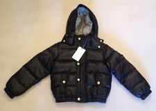 ENERGIE BOYS PUFFER BOMBER NAVY JACKET AVAILABLE AGES 6 , 8  RRP £116 NOW £34.50