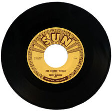 "SONNY BURGESS  ""RED HEADED WOMAN""   ROCKABILLY    LISTEN!"