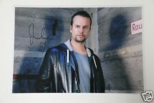 Lee Baxter from Caught in the Act 20x30cm Bild + Autogramm / Autograph in Person