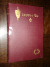JEANNE D'ARC - The story of her life and death - Agnès Sadlier 1901 English book
