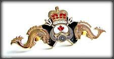 Canada RCN Royal Canadian Navy Port Inspection Diver Full Size Badge