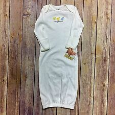 Carter's Baby Mommy Loves Me Ducks Little Layette Foldover Mitts 0-3M NWT